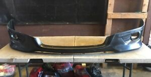 2010 2011 2012 Toyota Camry Se Style Replacement Front Bumper Lower Spoiler Oem