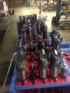 Kaiser Boring Head Packages All Sizes Twin Fine 310 Cat40 Cat50 qty 1