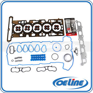 Head Gasket Set For 04 06 Chevrolet Colorado Hummer H3 Gmc Isuzu I350 3 5 Vin 6