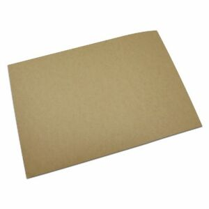 Many Gsm A4 A5 Brown Kraft Paper Blank Recyclable Gift Wedding Label Print Paper