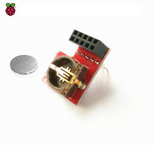 Ds1307 Rtc Module Real Time Clock With Bat For Raspberry Pi 3 2 Model B b a Fa