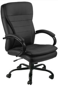 Gtracing High Back Leather Office Chair Executive Napping Chair With Footrest