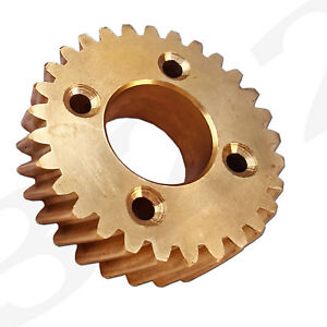 Hobart Dough Mixer 55614 1 Brass Gear Commercial Heavy Duty Cog Ae125 A200 A120