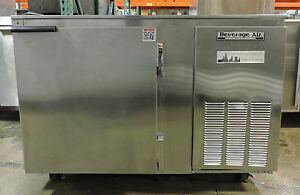 Beverage Air Ucr46a 46 Commercial Undercounter Reach in Refrigerator