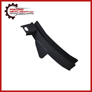 Front Passenger Trail Control Arm Frame Rust Repair Kit 97 06 Jeep Wrangler Tj