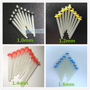 3m Relyx Espe Dental Glass Fiber Post Quartz Root Canal Pin 1 1mm 1 3mm 1 6mm1 9