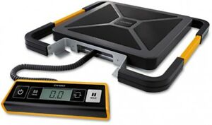 Dymo By Pelouze S400 Portable Digital Usb Shipping Scale 400 Lb Capacity