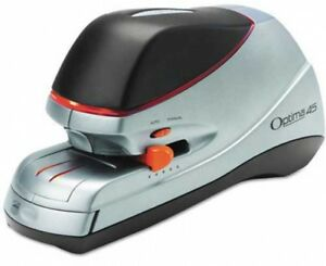 Swingline Optima 45 Electric Stapler 45 Sheet Capacity Silver