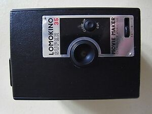 lomokino lomo 35mm photo camera