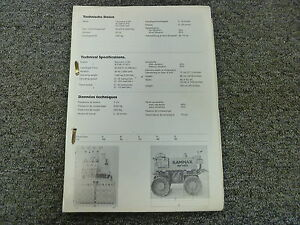 Rammax 1402 Trench Roller Parts Catalog Owner Operator Maintenance Manual