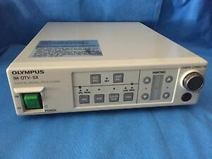 Olympus Otv sx Digital Signal Processor Endoscopy Camera Control Unit