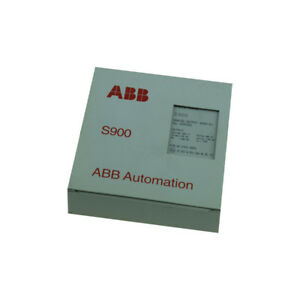 Abb Plc S900 Analog Output Ao930s New Factory Sealed