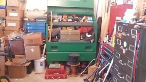Greelee Gang Box Green Job Site Size In Great Shape