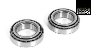 16509 10 Omix Ada Front Differential Bearing Kit For 2007 2011 Jeep Wrangler Jk