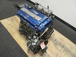Jdm Integra Type R Engine B18c 1 8l Vtec Itr Dc2 96 97 B18c Long Block