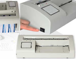 New 220v Automatic Business Card Cutter Binding Machine Electric 90 54mm