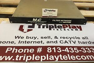 Microwave Filter Company 14584 36 Filter Network Uhf Band Pass Filter