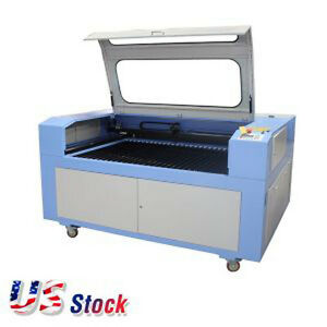 Ving Laser Cutter With Reci S4 Laser And Electric Lifting Worktable