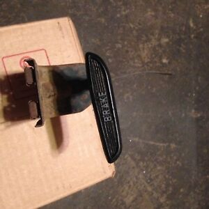 1965 1966 Ford Mustang Emergency Brake Handle Original