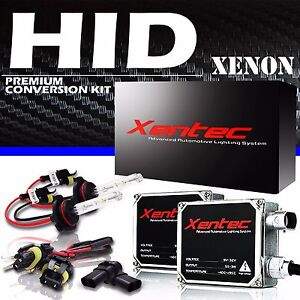 Xentec Hid Xenon 55w Kit Gmc Acadia Canyon Envoy Jimmy Safari Headlight Foglight