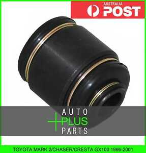 Fits Toyota Mark 2 Chaser Cresta Gx100 Rubber Suspension Bush Rear Assembly