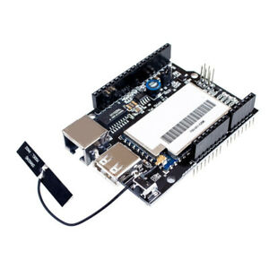 Geeetech Iduino Yun Shield Linux Wifi Ethernet Usb For Arduino Uno