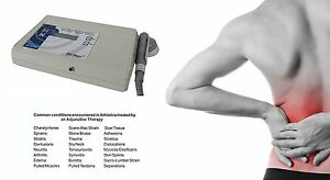 Ultrasound Therapy Equipment Personal Use Pain Relief 3mhz With Preset Program