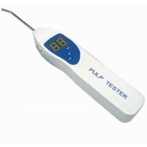 Dental C pulse Pulp Tester Oral Teeth Nerve Vitality Endodontic Equipment