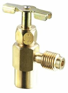 Air Conditioning Line Repair Tools Fjc 6030 Can Tap Brass Dispensing Valve Flow