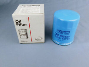 Genuine Nissan Oil Filter 15208 55y0a