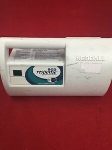 Kendall Scd Response 7325 Compression System W Vascular Refill Detection