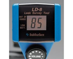 Subsurface Instruments Ld 8 Leak Survey Tool