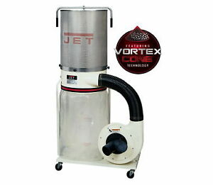 New Jet 710704k Dust Collector 2 Hp 3ph 230 460 V
