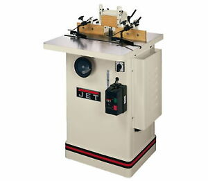 New Jet 708322 3 Hp Shaper 1ph 230 V Only