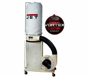 New Jet 708658k Dc 1100vx 5m Dust Collector