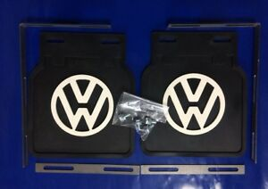 Vw Mudflaps Bay Window Camper Van Bus Splitscreen Beetle Pre Bug Type 2 T2 T25