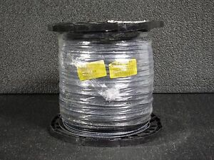 2500 Ft Stranded Building Wire Thhn 12 Awg Black 22964106 dr