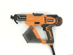 Ridgid R6791 Drywall Deck Collated Screwdriver Power Tool