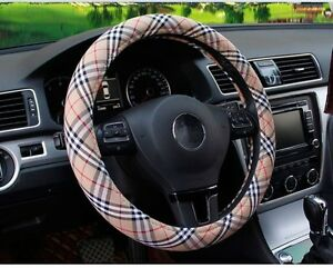 Steering Wheel Cover Car Accessories Interior Style Cute Fashion For Girl Women