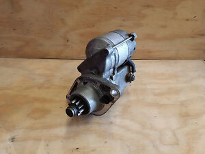 Fits Subaru Legacy Manual 1990 2000 2001 2002 2003 2004 17170 Starter