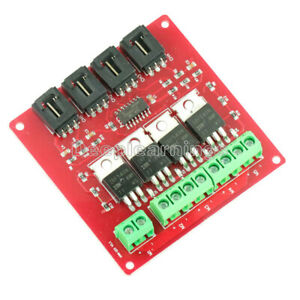 Four Channel 4 Route Mosfet Button Irf540 V2 0 Mosfet Switch Module Arduino New
