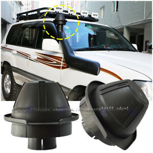For Toyota Land Cruiser Lc100 Fj100 1998 2007 Intake Snorkel Covers Trim 1pcs