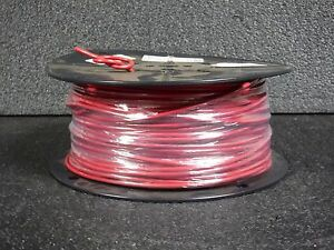 500 Ft Hookup Wire 10 Awg Mtw Wire 30 Amps Red 65332901 dr