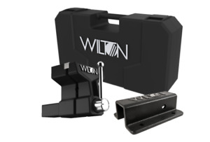 New Wilton 10015 All Terrain Vise With Carrying Case