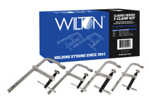 New Wilton 11116 Classic Series F clamp Kit