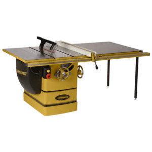 New Powermatic 1720305k Pm3000 Table Saw 50 Accu fence Sys