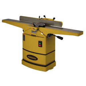 New Powermatic 1791317k 54hh 6 Jointer With Helical Cutter