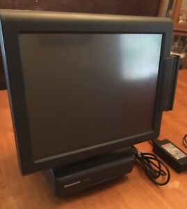 Panasonic Js 925ws Pos Touch Screen Pos System Windows Pos Ready 2009