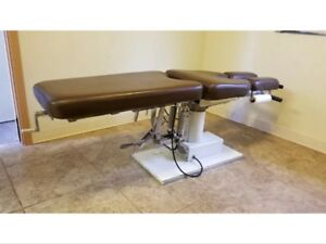 Chiropractic Table Must Sell Reduced By 200