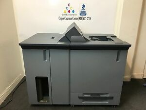 Konica Minolta Pb 503 Perfect Book Binder Bizhub Press C6000 C8000 C1070 C1100